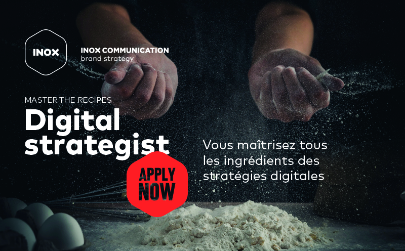 Annonce Digital Strategist