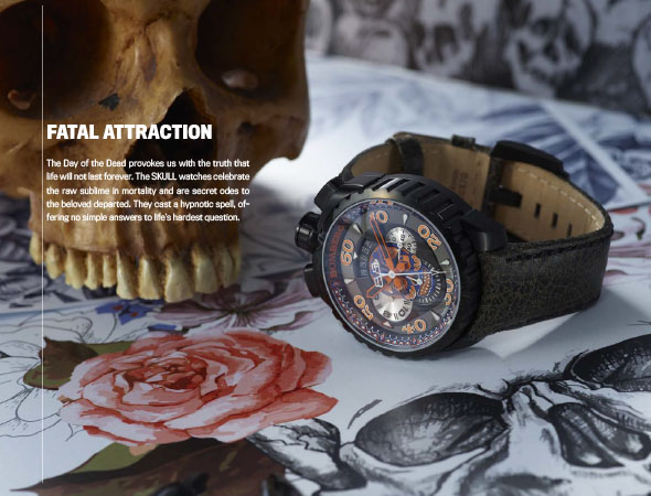 Bomberg attraction